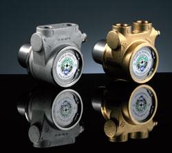 Magnet Drive Rotary Vane Pump Model TH 500-1000