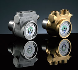 Magnet Drive Rotary Vane Pump TM 30-200 Series