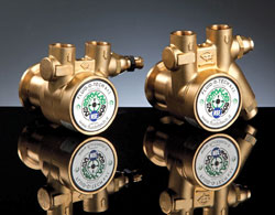 Brass Rotary Vane Pump Series PA 70-400