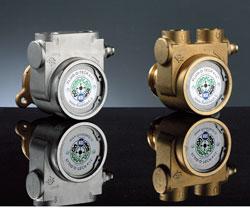 Brass & SS Rotary Vane Pump Series PA 500-1000