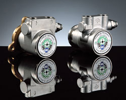 Stainless Steel Rotary Vane Pump Series PA 70-400