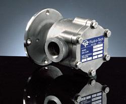 Stainless Steel Rotary Vane Pump Series PO 4000