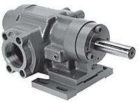 Heavy Duty S Series Rotary Gear Pump