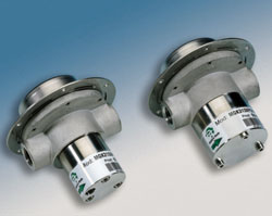Magnetic Drive Gear Pumps MK200/ 300 Series, PTFE, PEEK Gears