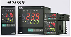Temperature & Process Controllers PXR Series