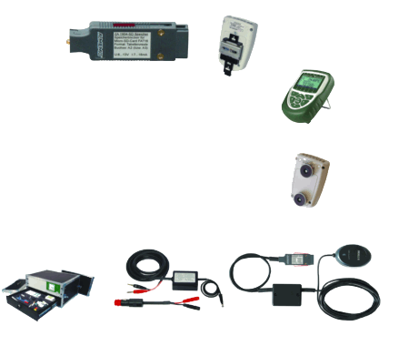 Accessories for Measuring and Data Logging Instruments