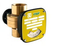 Flow Indicator / Flow Transmitter Model DK10 Bronze