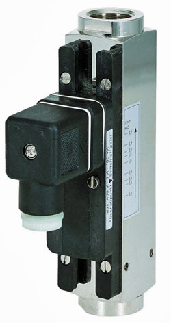 Variable Area Flow Meters & Switches Model DS04