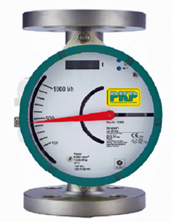 Variable Area Flow Meters & Transmitters Model Ds25
