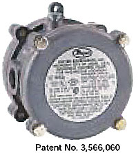 Differential Pressure Switch Series 1950