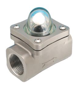 Ball-Type Flow Indicator Model DG08