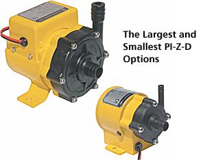 PI-Z-D Magnet Drive Pumps