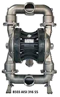 Model B503M Metal