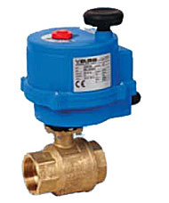 Electric Actuated Ball Valves 8E Series