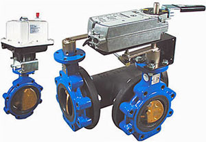 RS Series Butterfly Valves