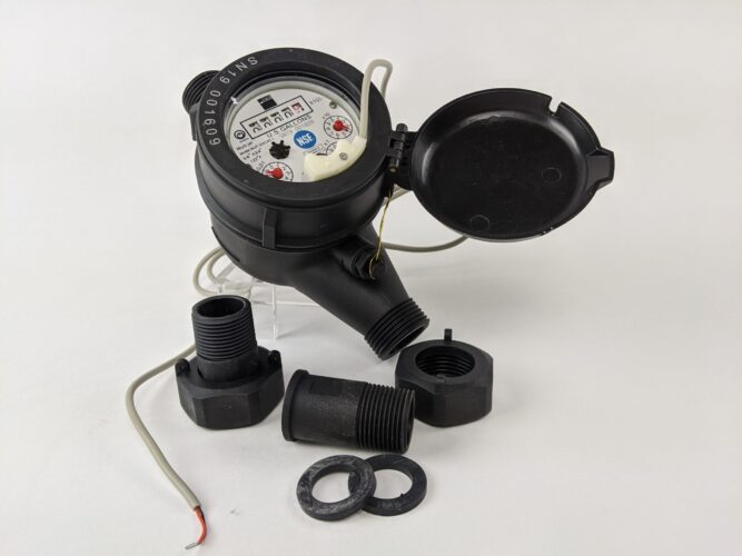 Composite Water Meters / Turbine Water Meter